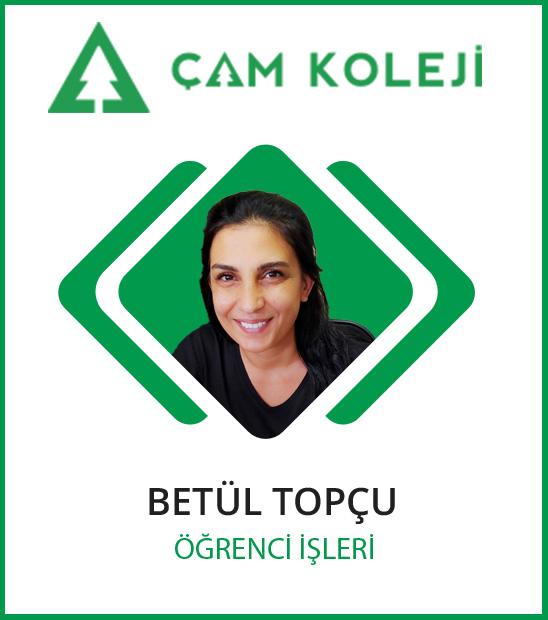 Betül Topçu