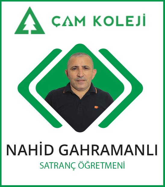Nahid Gahramanlı